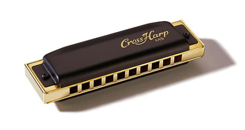 Hohner Cross Harp MS Diatonic Harmonica