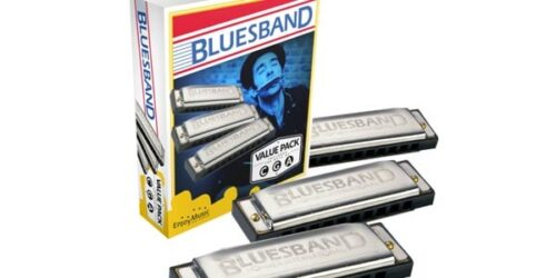 Hohner Blues Band Value Pack