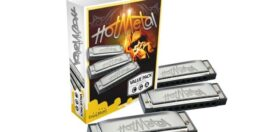 Hohner Hot Metal Value Pack