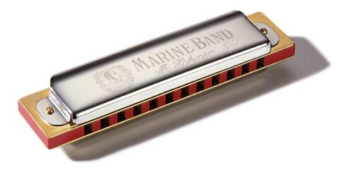 Hohner Marine Band 364 Soloist Mouth Organ
