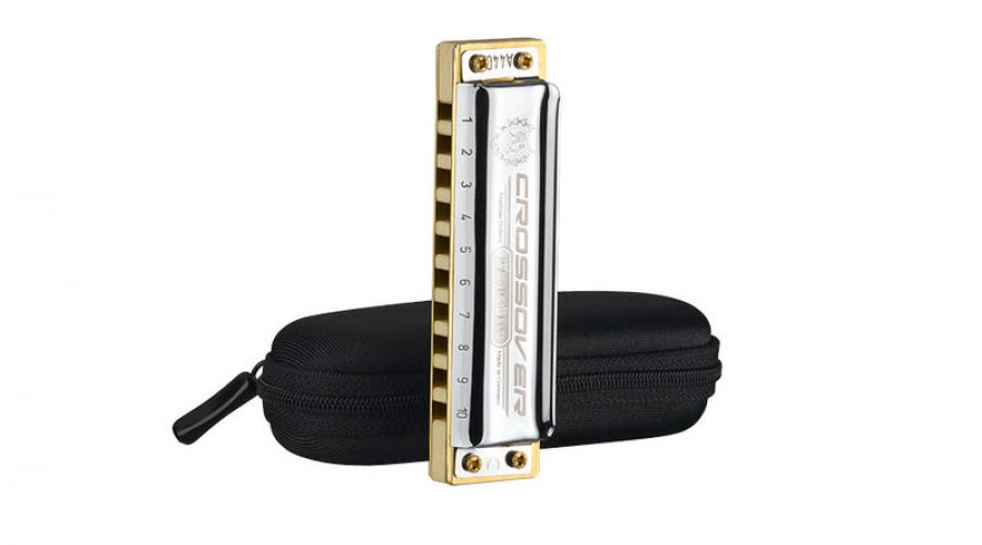 Hohner Marine Band Crossover Harmonica Review