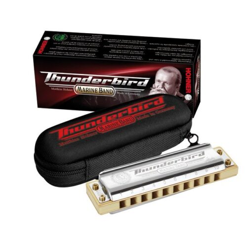 Hohner Maine Band Thunderbird with Case
