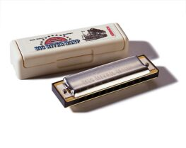 Hohner Big River Harp MS Harmonica