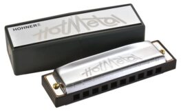 Hohner Hot Metal Harp