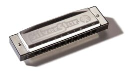 Hohner Silver Star Mouth Organ