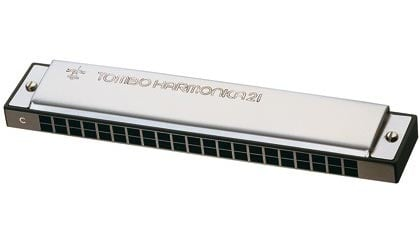 Tombo Band 21 Tremolo Harmonica