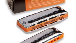 Seydel Session Steel Harmonica – Richter