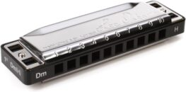 Lee Oskar Harmonic Minor Harmonica
