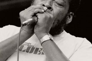 Blues Harmonica Legend, James Cotton, RIP