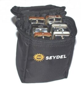 Seydel Gigbag for 6 Blues Harmonicas