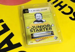 Seydel Just Play Harmonica - Junior Starter Kit