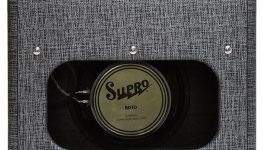 Supro 1600 Supreme 1 x 10″ All Tube Combo