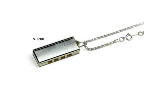 Suzuki N-1200 harmonica necklace