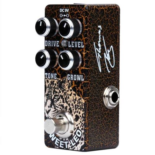 Xvive Sweet LEO Overdrive Pedal