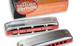 Seydel Session Steel Summer Edition 2018