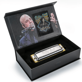 Hohner Billy Joel Signature Harmonica