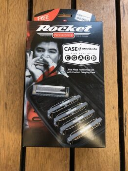 Hohner Rocket 5 Pack